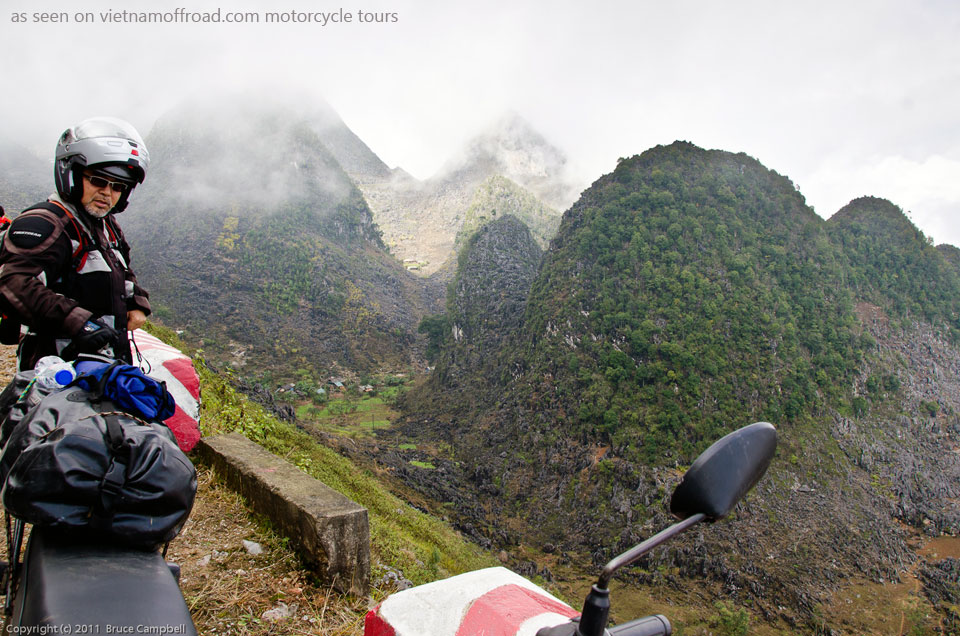 Ha Giang motorbike tours in 9 days. Vietnam Off-road Motorbike Tours - Ha Giang In 9 Days
