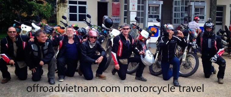Vietnam Off-road Motorbike Tours - Testimonials from Mr. Greg Wright (Australia)