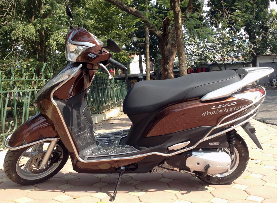 Honda Wave RSX AT fully automatic 110cc scooters