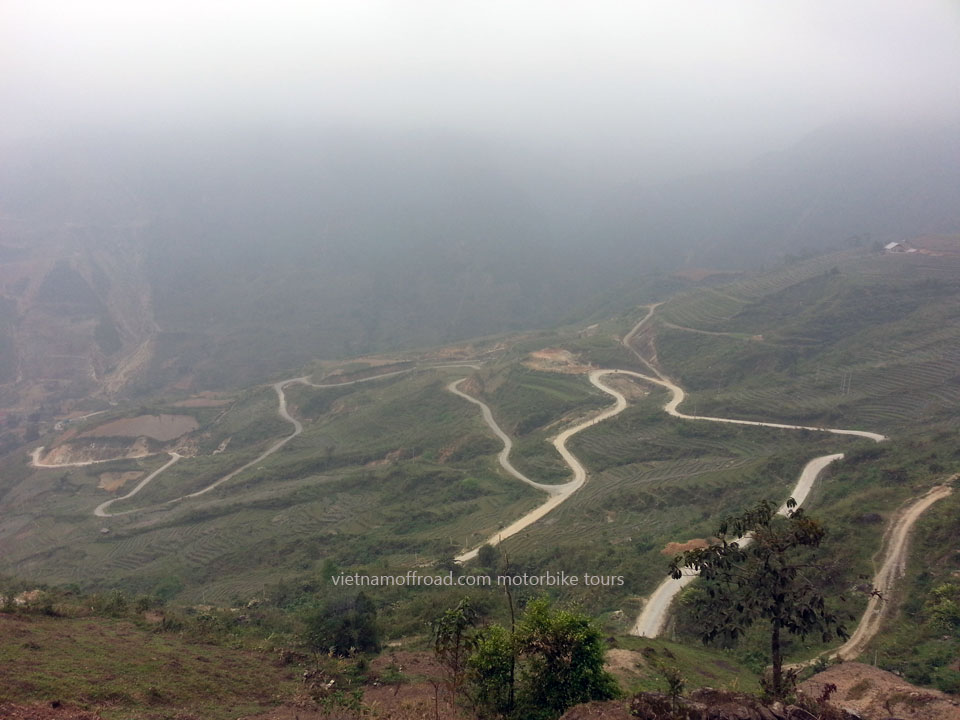 Dong Van, Ha Giang motorbike tours in 12 days. Vietnam Off-road Motorbike Tours - Ha Giang In 12 Days