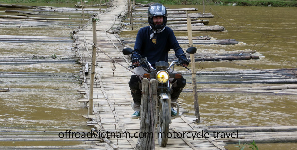 Vietnam Off-road Motorbike Tours - Testimonials from Mr. Spencer Utt (U.S.A)