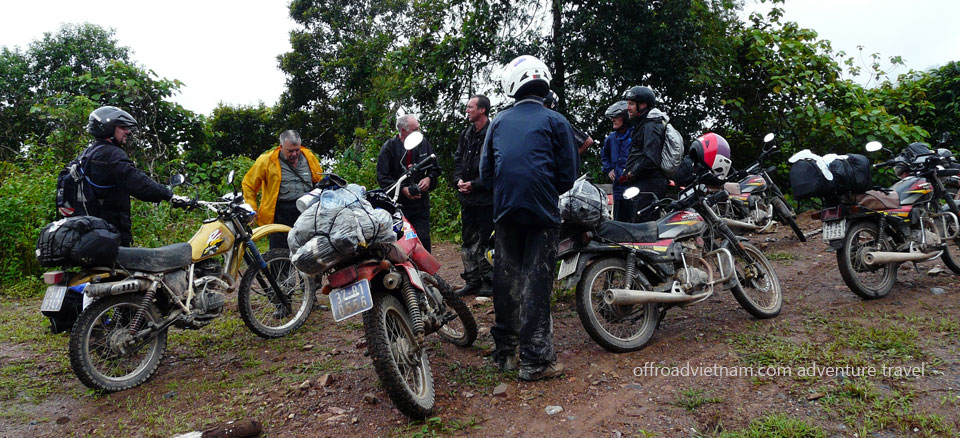 16 Days Ho Chi Minh Trail: Ho Chi Minh trail road motorbike tours in 16 days