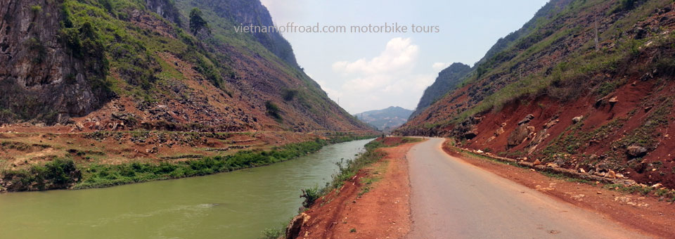 Vietnam Off-road Motorbike Tours - Tour Updates. Ha Giang motorbike tours