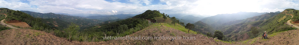 Vietnam Off-road Motorbike Tours - Ho Chi Minh Trail / Road 15 Days. Ho Chi Minh trail motorbike ride, Ho Chi Minh road motorcycle voyage