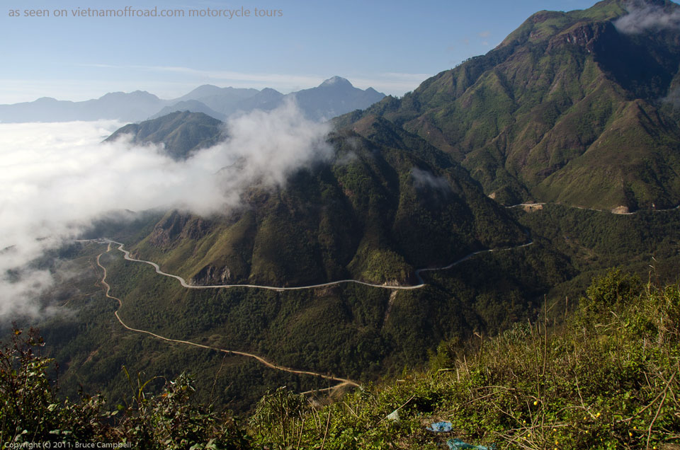 Vietnam Off-road Motorbike Tours - Central North Motorcycling In 5 Days, Sapa motorbike tour. Central North Motorcycling In 5 Days