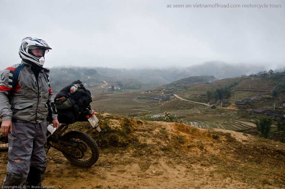 Vietnam Off-road Motorbike Tours - Big North Loop In 16 Days: Sapa motorcycle expedition