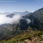 Tram Ton pass, Sapa motorcycle tours. Offroad Vietnam Adventure Travel's off-road motorbike and motorcycle tours and scooter rentals, starting from Hanoi and ride Northern Vietnam mountains.