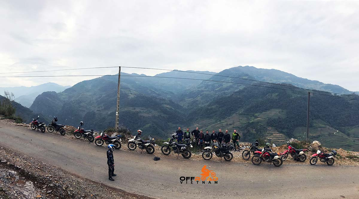 Vietnam motorbike tours to Ha Giang is probably some of the most popular routes we offer in the country.