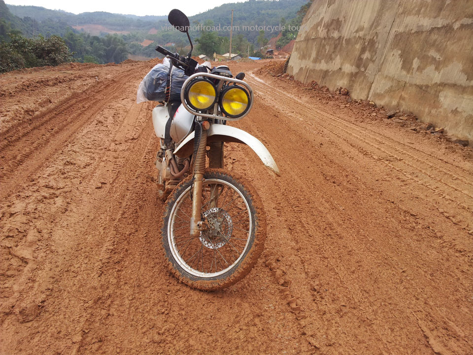 Vietnam Off-road Motorbike Tours - Northwest Vietnam Motorbiking In 8 Days: Northwest Vietnam motorcycle tour